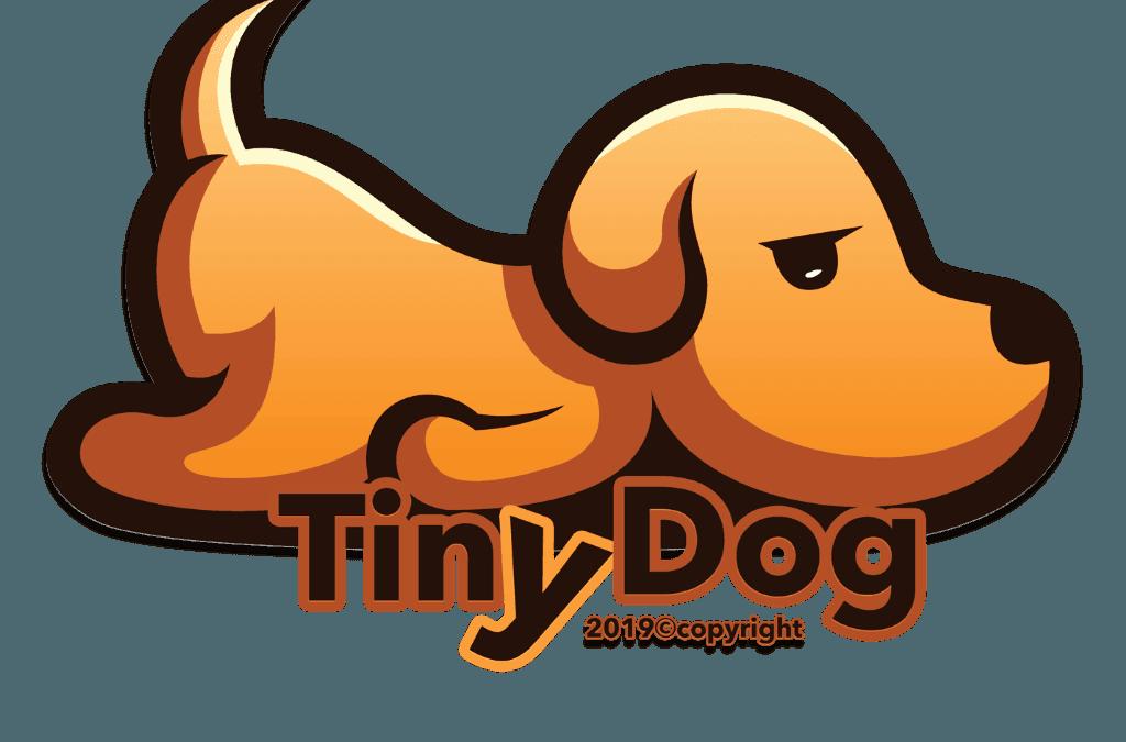 TinyDog Logo