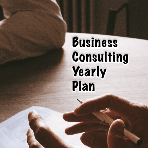 Business Consulting Yearly plan